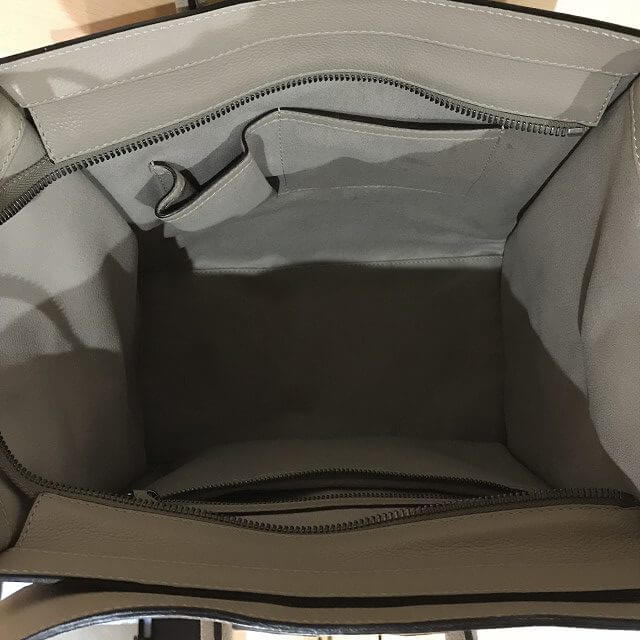生駒のお客様からセリーヌのラゲージ ミニショッパーバッグを買取_03