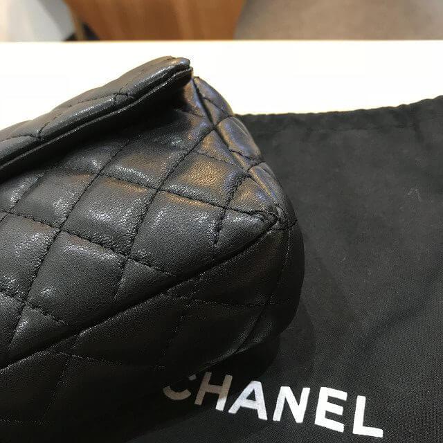 天王寺のお客様からシャネルのマトラッセ チェーンショルダーバッグを買取_03