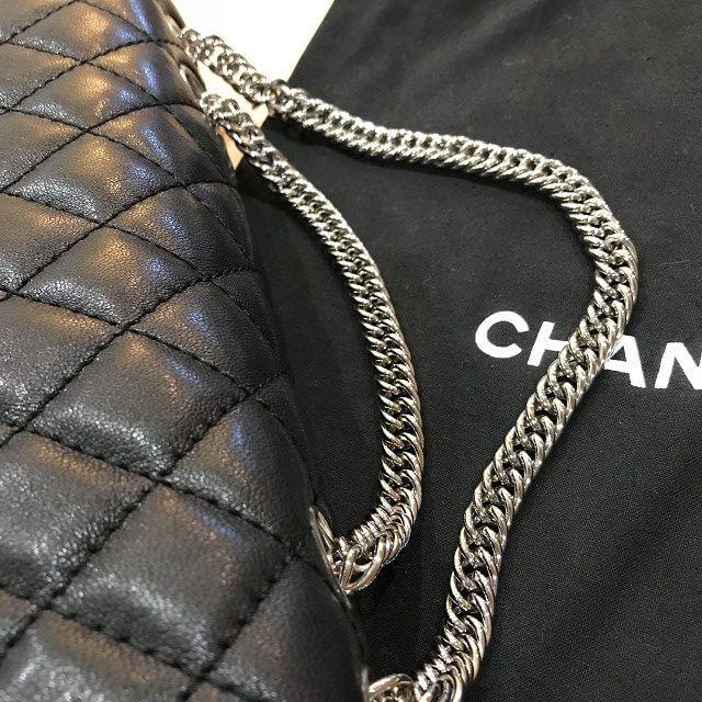 天王寺のお客様からシャネルのマトラッセ チェーンショルダーバッグを買取_04