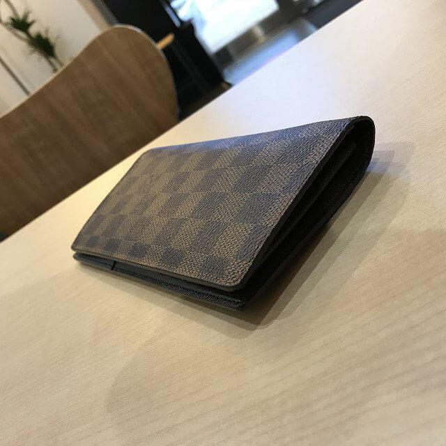 門真のお客様からヴィトンの財布【ポルトフォイユ・ブラザ】を買取_03