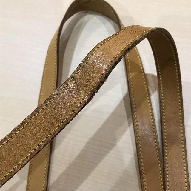 竹ノ塚からヴィトンのモノグラムのバッグ【フラネリー】を買取_04