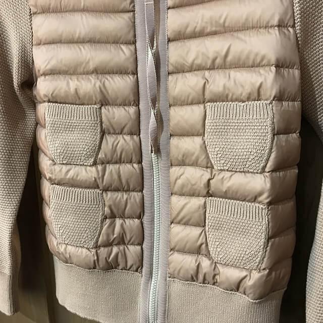 川崎からモンクレールのMAGLIONE TRICOT ALLA COREANA ニットジャケットを買取_02