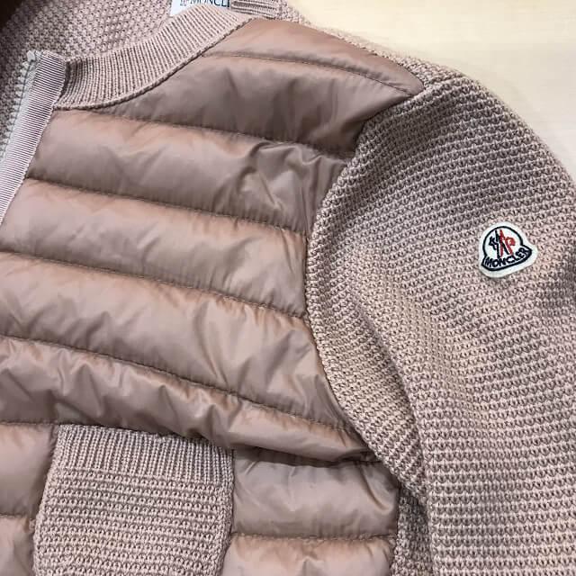 川崎からモンクレールのMAGLIONE TRICOT ALLA COREANA ニットジャケットを買取_03