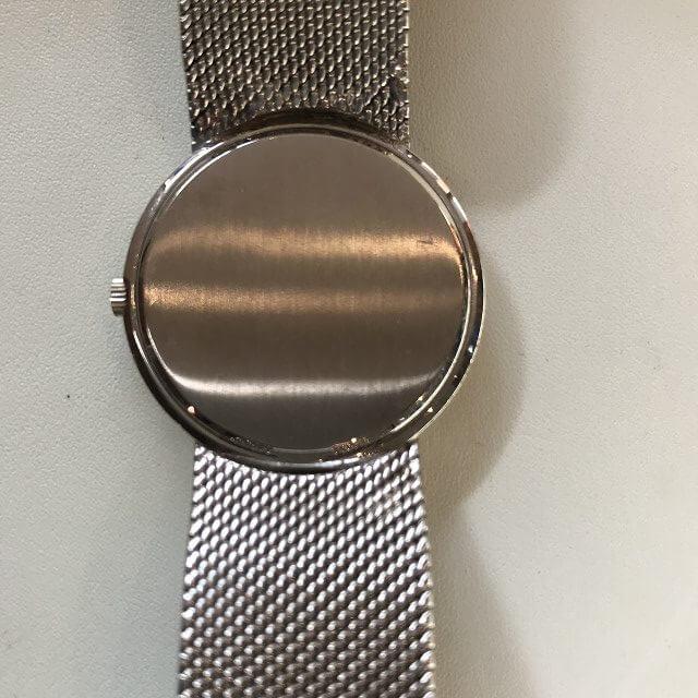 大阪玉造のお客様からパテックフィリップのアンティーク手巻き腕時計を買取_02
