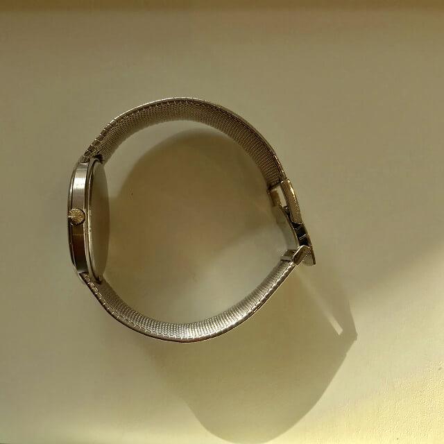 大阪玉造のお客様からパテックフィリップのアンティーク手巻き腕時計を買取_04
