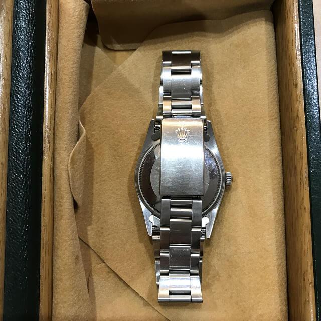 都島のお客様からロレックスの腕時計【エアキング】を買取_03