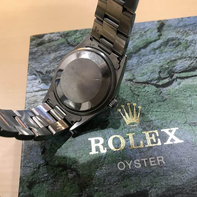 都島のお客様からロレックスの腕時計【エアキング】を買取_04
