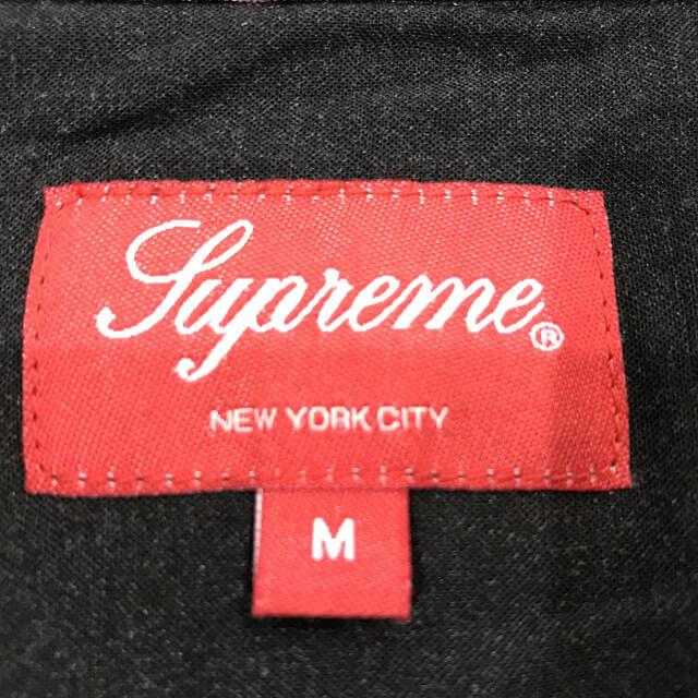 生野のお客様からSupremeの18AW Casino Rayon Shirtを買取_02