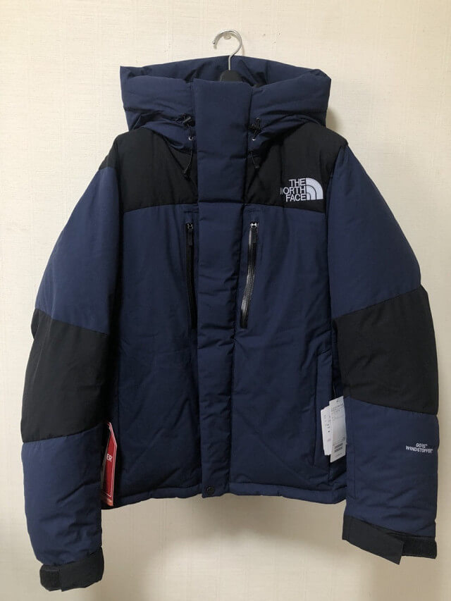 高槻のお客様から18AW THE NORTH FACE BALTRO LIGHT JACKETを買取_01