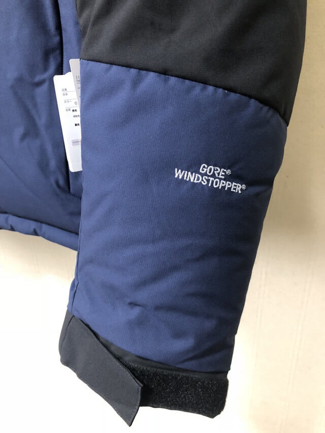 高槻のお客様から18AW THE NORTH FACE BALTRO LIGHT JACKETを買取_03