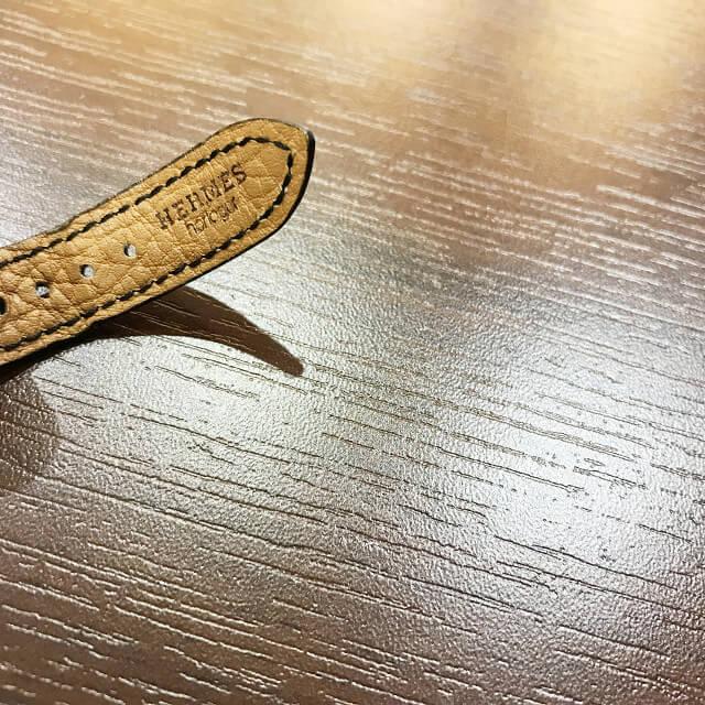 船橋からエルメスの腕時計【ケリーウォッチ】を買取 ※ジャンク品_03