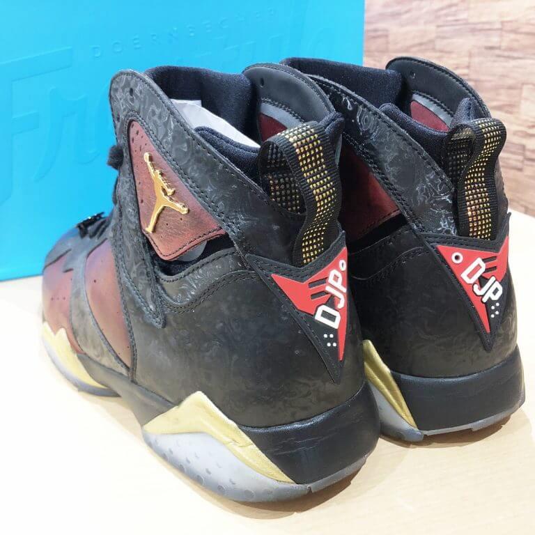 池田のお客様からNike Air Jordan 7 Retro Doernbecherを買取_03