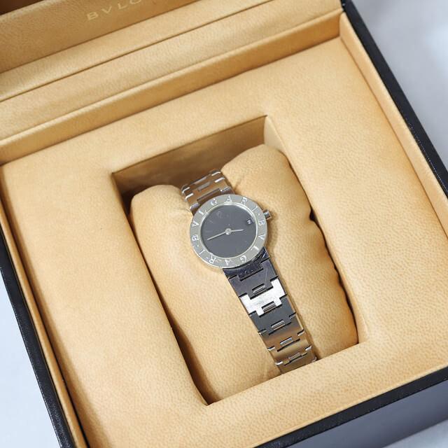 静岡県清水町からブルガリの腕時計【ブルガリブルガリ】を買取_01
