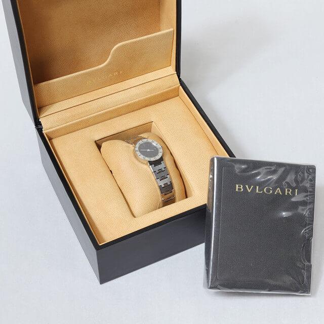 静岡県清水町からブルガリの腕時計【ブルガリブルガリ】を買取_04