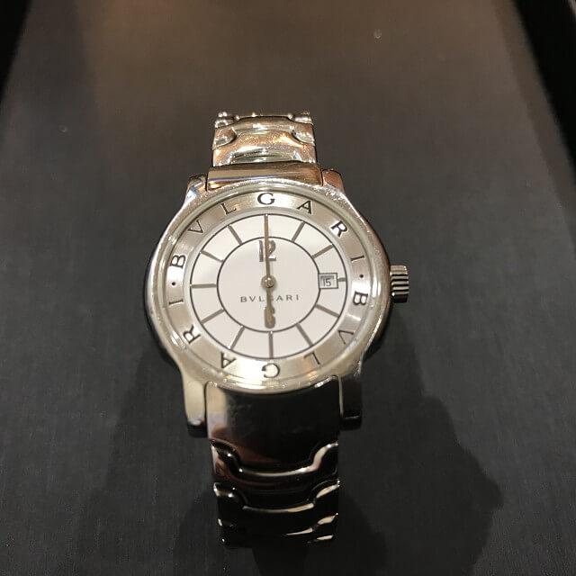 町田からブルガリの腕時計【ソロテンポ】を買取_02