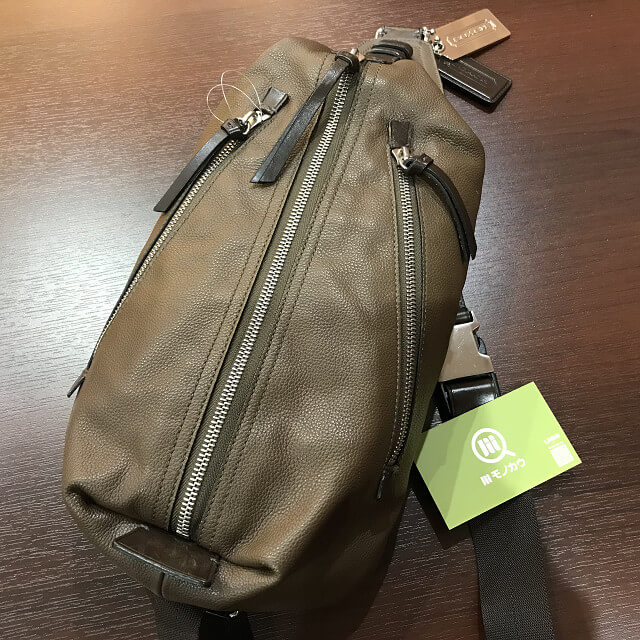枚方店にてコーチのボディバッグを買取_01