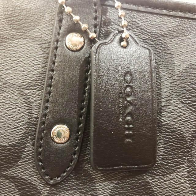 東大阪市石切のお客様からコーチのトートバッグを買取_02