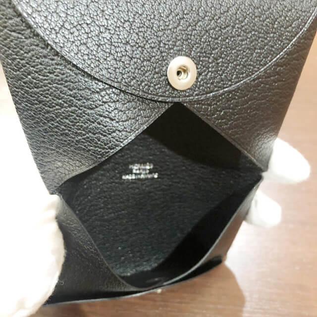 高松からエルメスのカードケース【カルヴィ】を買取_04