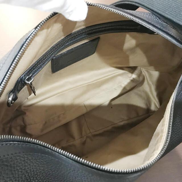 枚方店にてハンティングワールドのショルダーバッグを買取_04