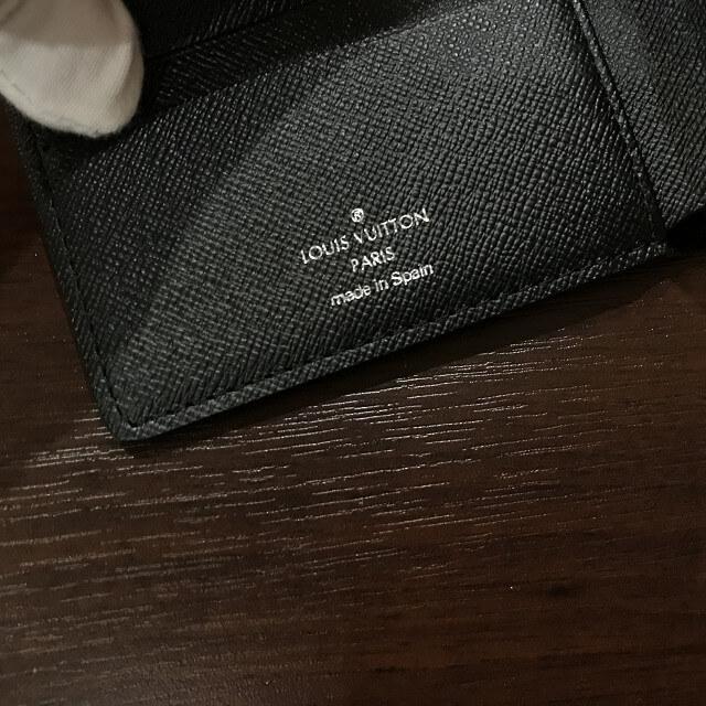 大阪でヴィトンのダミエグラフィット【ポルトフォイユマルコ】を買取_04