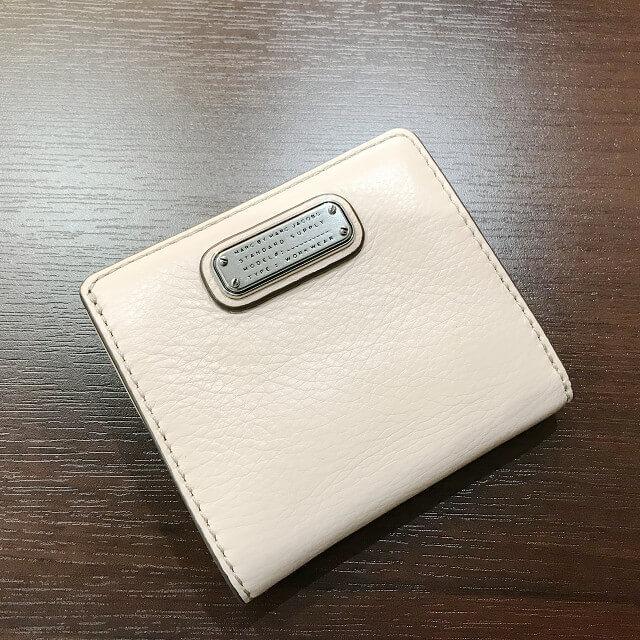 大和西大寺のお客様からマークバイマークジェイコブスの財布を買取_02