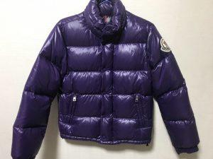 横浜からモンクレールのダウンジャケット【EVEREST(エベレスト)】を買取