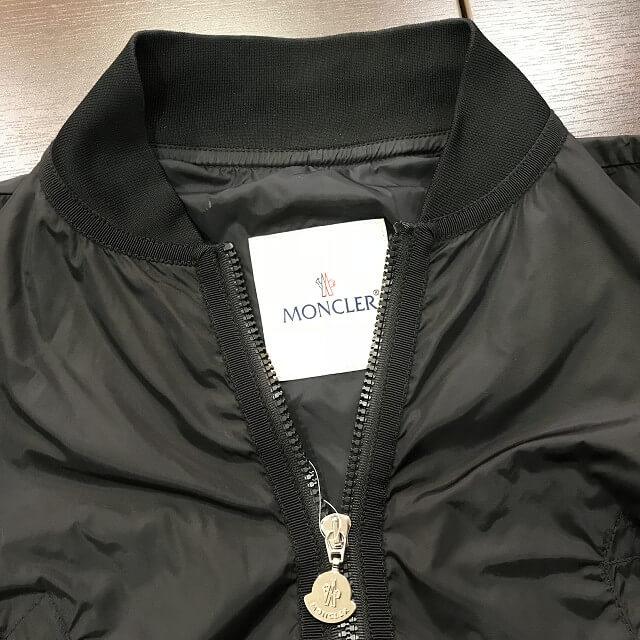 名古屋からモンクレールのナイロンジャケット【VERHUELL】を買取_03
