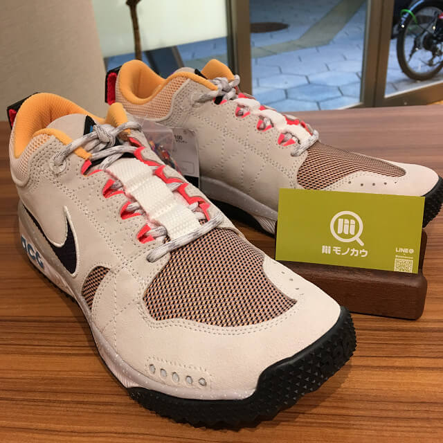 国分寺からNIKE ACG DOG MOUNTAIN SUMMIT WHITEを買取_01