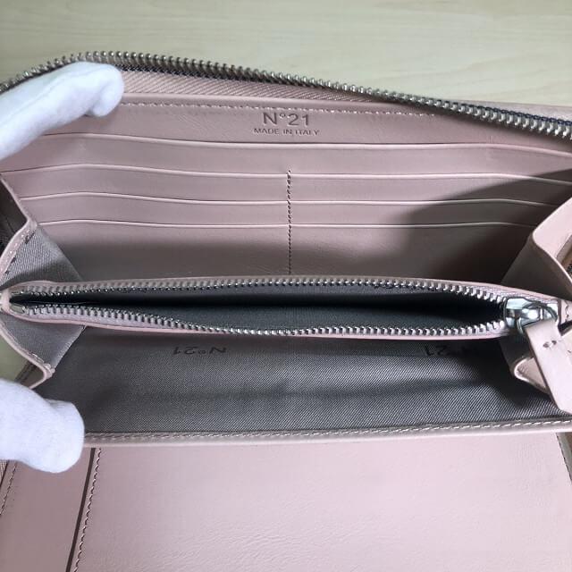 玉造のお客様からN°21(ヌメロ ヴェントゥーノ)の財布を買取_03