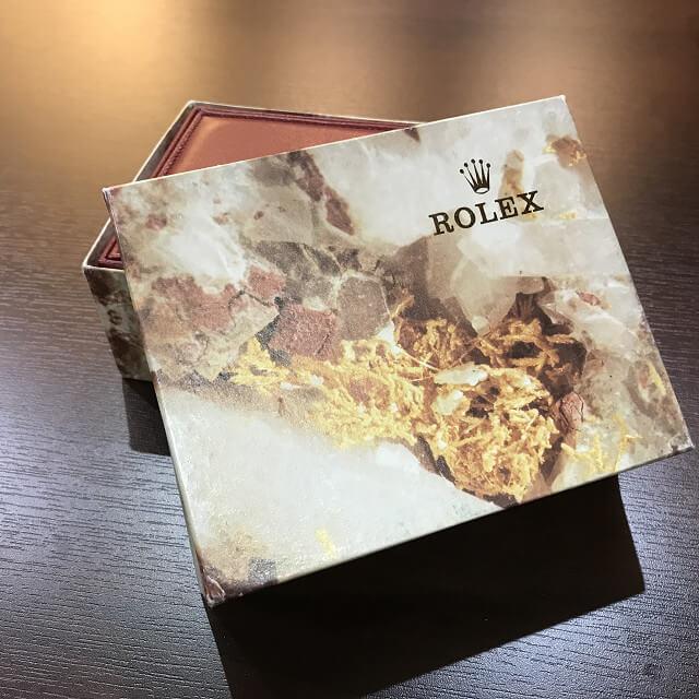 玉造のお客様からロレックスの金無垢の【デイトジャスト】を買取_04