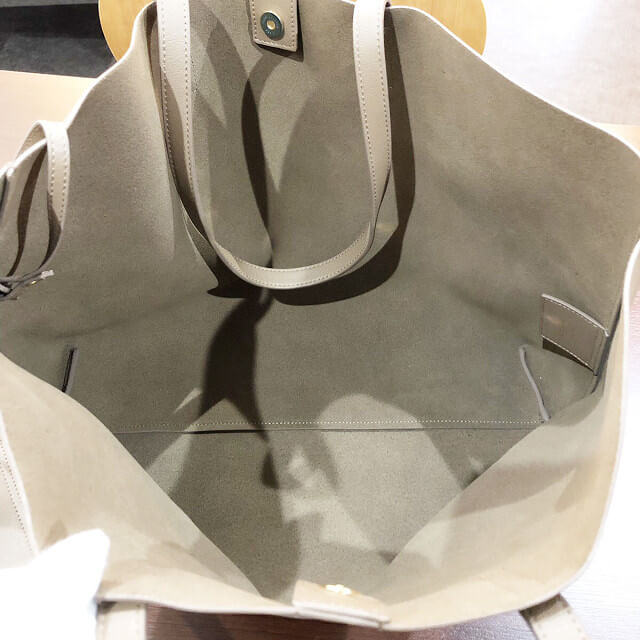 板橋からサンローランのショッピング トートバッグを買取_02
