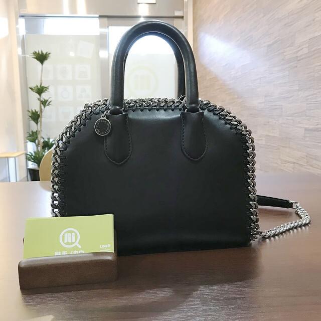 大阪梅田のお客様からステラマッカートニーの【ファラベラ】2wayバッグを買取_01