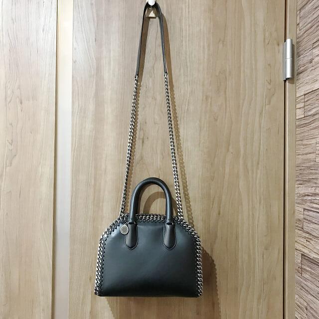大阪梅田のお客様からステラマッカートニーの【ファラベラ】2wayバッグを買取_04