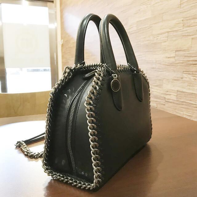 大阪梅田のお客様からステラマッカートニーの【ファラベラ】2wayバッグを買取_02