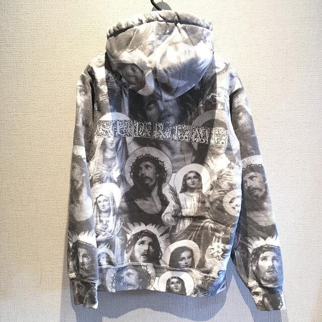 大阪でSupreme Jesus and Mary Hooded Sweatshirtを買取_02