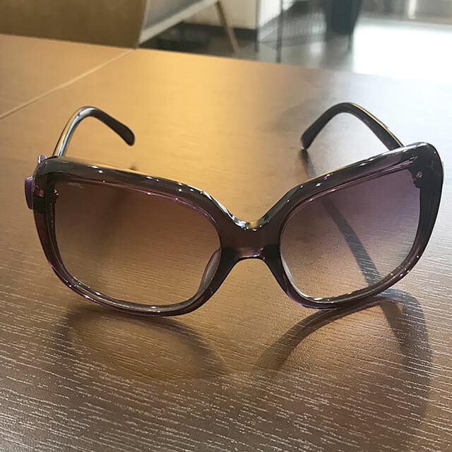 堀江のお客様からシャネルのサングラスを買取_02