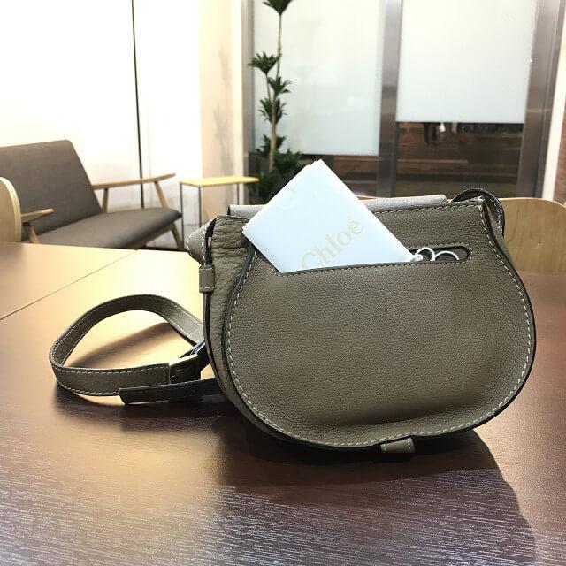 名古屋のお客様からクロエのショルダーバッグ【マーシー】を買取_02