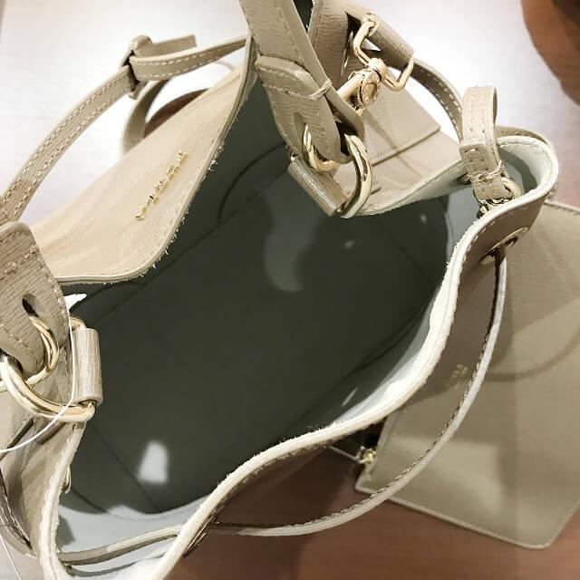 阿倍野のお客様からフルラの【ステイシー】巾着バッグを買取_04