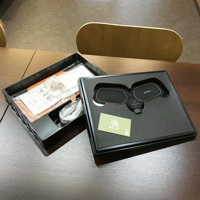 富雄のお客様からMTGのSIXPAD(シックスパッド)を買取_01