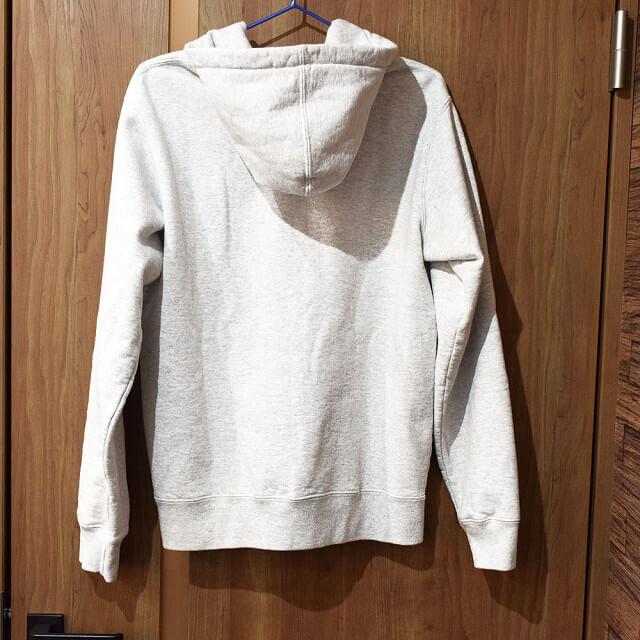 堀江のお客様からSupreme(シュプリーム)のWorld Famous Zip Up Hooded Sweatshirtを買取_02