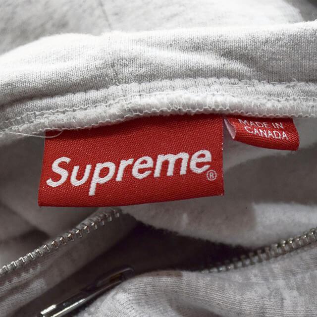 堀江のお客様からSupreme(シュプリーム)のWorld Famous Zip Up Hooded Sweatshirtを買取_04