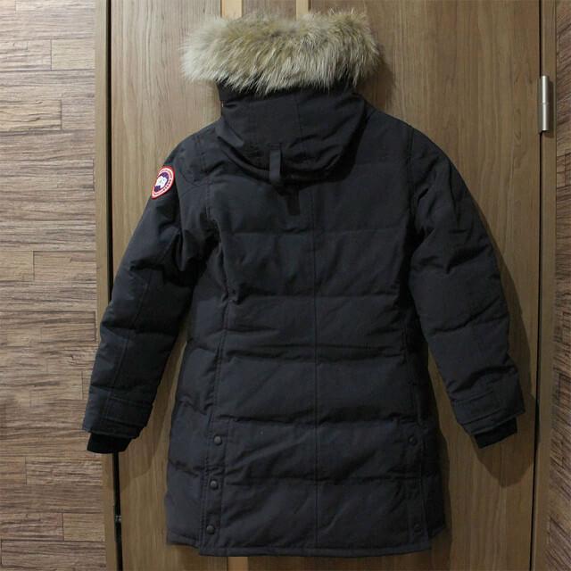 梅田のお客様からカナダグースのレディースダウンジャケット【SHELBURNE(シェルバーン)】を買取_02