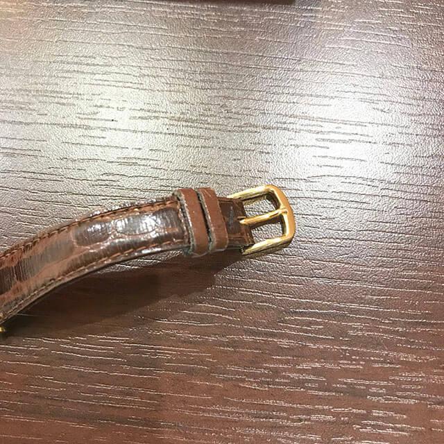 住吉のお客様からカルティエの腕時計【マストヴェルメイユ】を買取_04