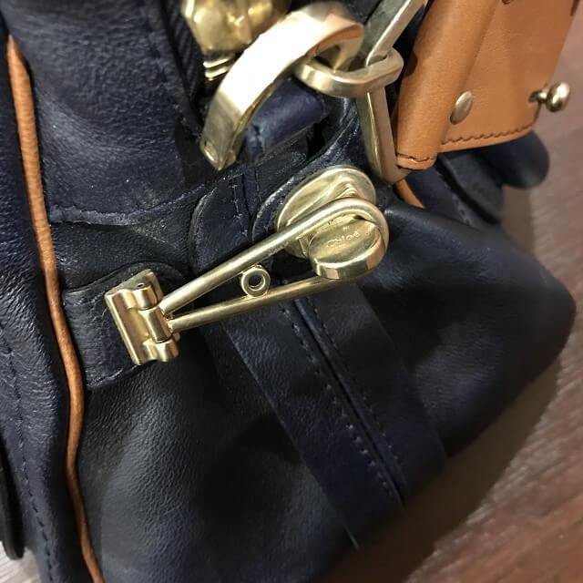 玉造店にてクロエのバッグ【パラティ】を買取_04