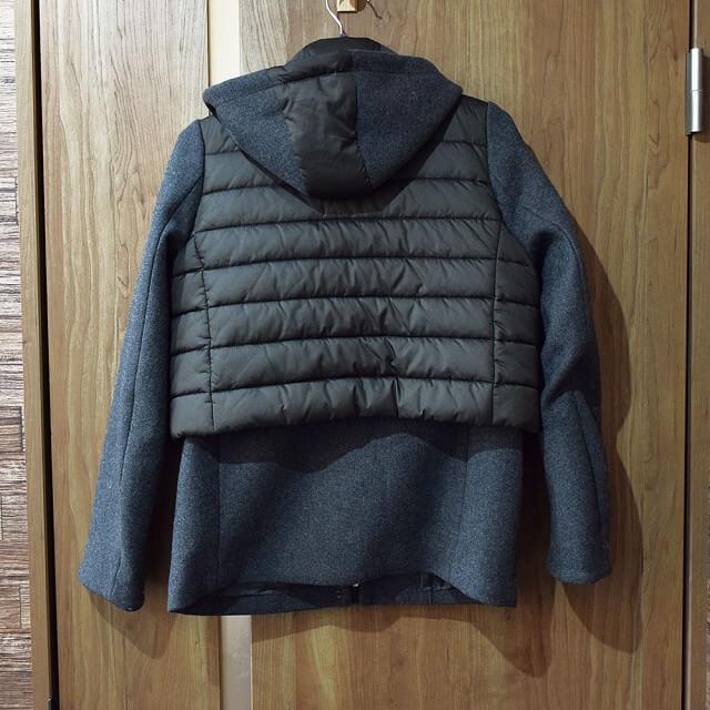 深江橋のお客様からDOUBLE STANDARD CLOTHINGのコートを買取_02