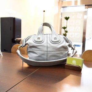 大阪のお客様からジバンシィのバッグ【ナイチンゲール】を買取