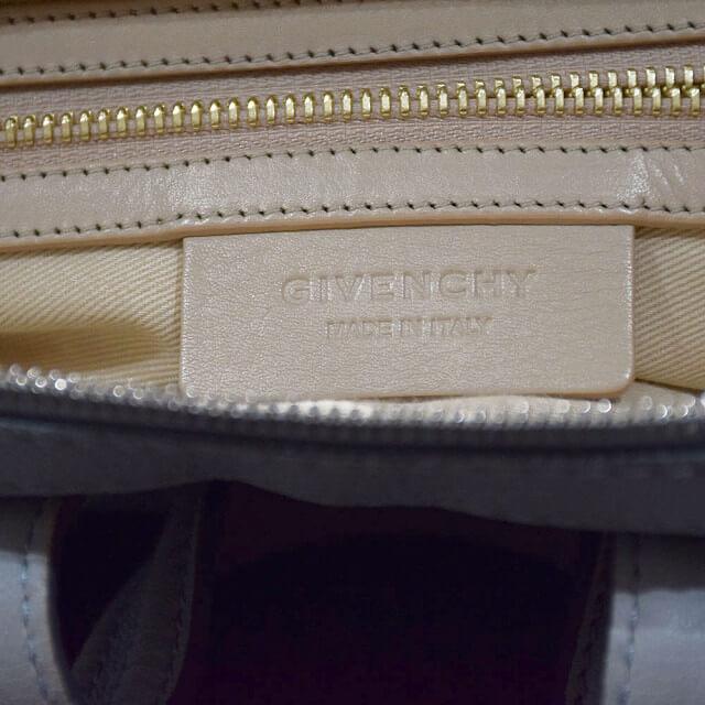 大阪のお客様からジバンシィのバッグ【ナイチンゲール】を買取_04