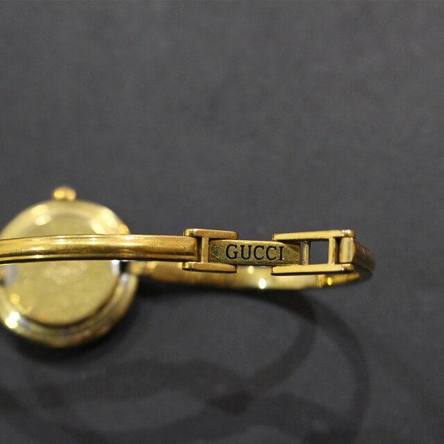 奈良のお客様からグッチの腕時計【チェンジベゼルウォッチ】を買取_04
