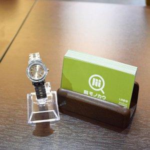 福岡天神からエルメスの腕時計【クリッパー】を買取