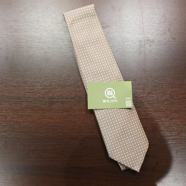 鶴橋のお客様からエルメスのネクタイを買取_01
